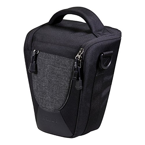 DÖRR Halfter Fototasche Classic XL schwarz Extra Large Camera Bag