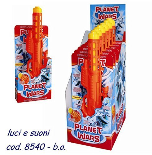Rstoys - Ronchi Supe-Mitra B.O. Wars Planets,, 3.st8540