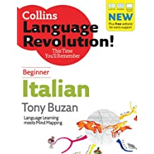 Italian: Beginner (Collins Language Revolution) (Book with 2CDs)