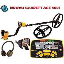 GARRETT ACE 400i Metal Detector PN 1141560