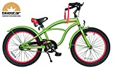 BIKESTAR-Premium-508cm-20-pulgada-Bicicleta-Premium-para-los-nios-mas-atrevidos-y-divertidos-de-6-aos–Edicin-Cruiser-de-Lujo–Verde