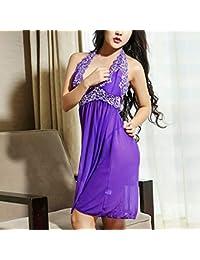 eb15e86765 Luckycat Tallas Grandes Lencería Sexy para Mujer Babydoll Ropa Interior  erótica Ropa de Dormir Ropa Interior