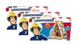 Feuerwehrmann Sam Lebkuchenhaus, 3er Pack (3 x 499 g)