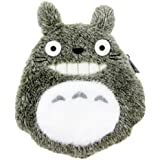 Coin purse Totoro, laughing softly (japan import)