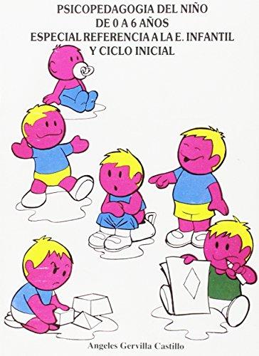 Psicopedagogia Del Niño De 0 A 6 Años