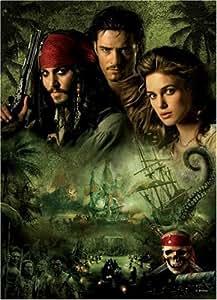 Ravensburger - Puzzle - Pirates Des Caraibes 2 - 1000 Pièces