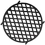 BBQ-Toro Griglia in ghisa Ø 30 cm I Sear Grate adatta per sistema barbecue Primaster | Adatta per barbecue a sfera da 57 cm