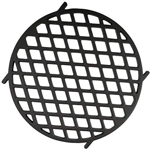 BBQ-Toro Gusseisen Grillrost Ø 30 cm I Sear Grate passend für Primaster Grillsystem I Gussrost passend für 57 cm Kugelgrill