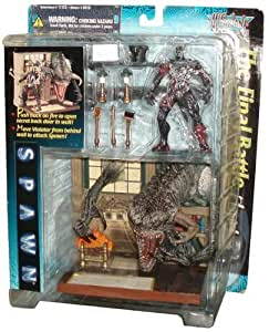 figurine spawn the movie