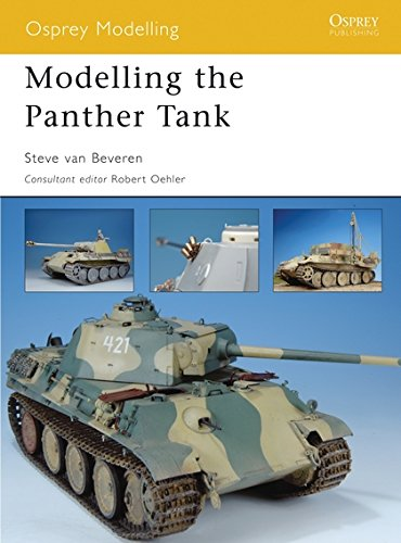 Modelling the Panther Tank (Osprey Modelling) por Steve van Beveren
