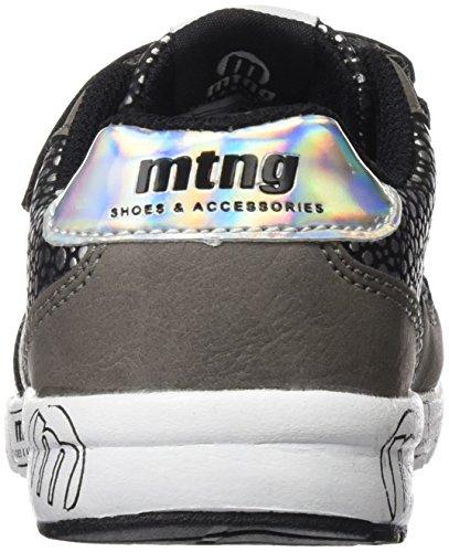 MTNG Attitude (MTNG8) Unisex-Kinder 69921 Sneakers LANNISTER GRIS / LARTO PLATA