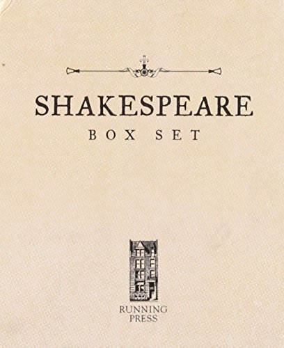 Shakespeare Box Set (Miniature Editions) por William Shakespeare