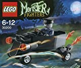 LEGO Monster Fighters: Zombi Coffin Coche Chauffer Establecer 30200 (Bolsas)