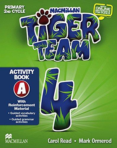 TIGER 4 Ab A Pk 2014 - 9780230475489 por C. Read
