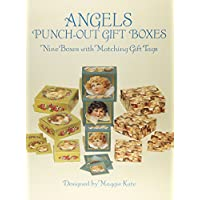 Angels Punch-Out Gift Boxes: Nine Boxes With Matching Gift Tags - La Angels Gift Box
