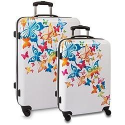Fabrizio Juego de maletas, colorée (Varios colores) - 2054078
