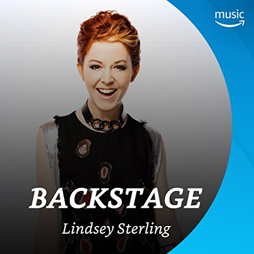 Backstage mit Lindsey Stirling