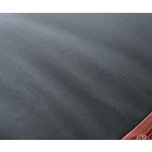 confronta il prezzo Fyore, set custodie impermeabili, antibatteriche, da riporre sotto il letto. Custodie di grandi dimensioni con chiusura lampo e finestra trasparente molto grande. Per riporre vestiti, coperte, cuscini, Materiale impermeabile, Coffee, 100L 70L 50L miglior prezzo