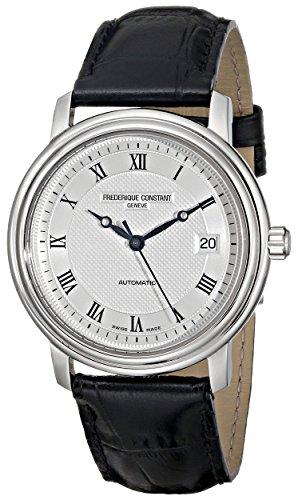Unisex Analog Automatik Uhr mit Edelstahl Armband FC-303MC3P6B ()