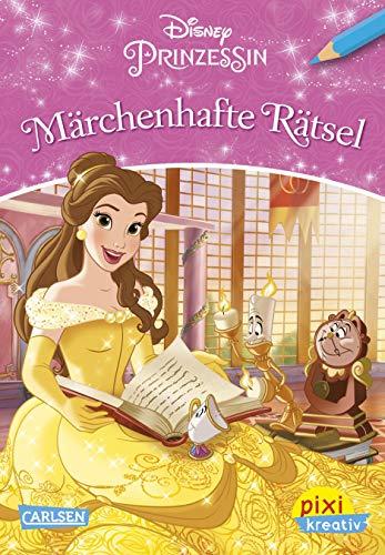 Disney Prinzessinnen Quiz - Pixi kreativ 114: Disney Prinzessin -