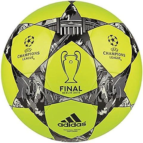 Adidas UEFA CHAMPIONS LEAGUE final oficial de fútbol 2015 (Berlín amarillo, 5)