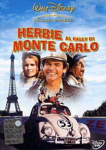 Bild von Herbie al rally di Monte Carlo [IT Import]