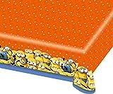Minions Tischdecke Party Deko bunt 120cm x 180cm