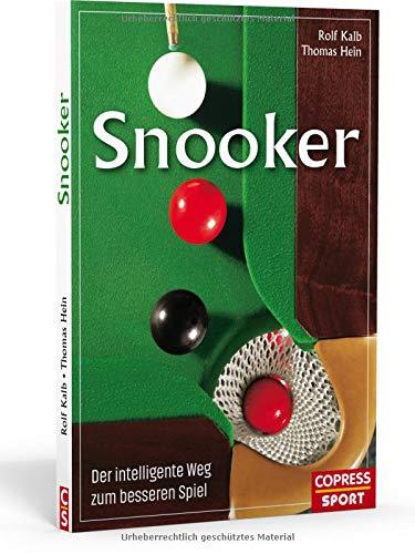 Snooker: Der intelligente Weg zum besseren Spiel. Snooker Regeln leicht erklärt! Alle Infos zu Material, Technik & Taktik. Verbessern Sie Ihr Spiel mit Tipps und Übungen von Snooker-Experte Rolf Kalb!