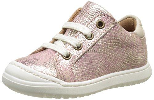 Bisgaard 21807117, Baby Mädchen Babyschuhe - Lauflernschuhe Rose (710 Rose)