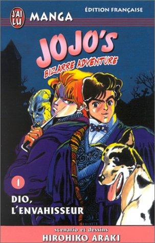 Phantom Blood - Jojo's Bizarre Adventure Saison 1 Edition simple Tome 1