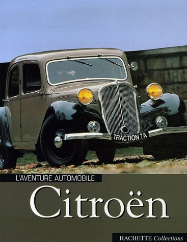 Citroën par Patrick Lesueur