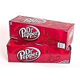 Dr Pepper - 8 Sorten - 24 Dosen - Classic Cherry Vanilla Float Ten Diet Caffeine Free Kirsche Vanille Zero Diät Klassik (Classic)