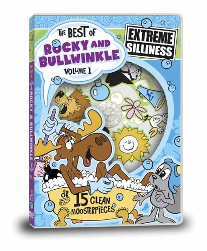 The Best of Rocky and Bullwinkle - Volume 1