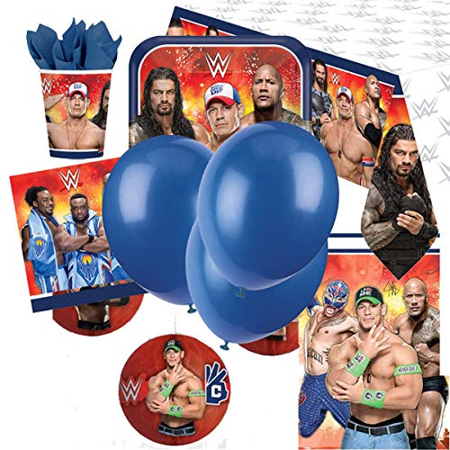 (WWE Schlag Ultimative Party Zubehör Kit für 8)