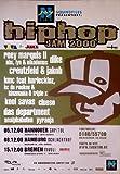 HIP HOP JAM - 2000 - Tourplakat - Roey - Kreuzfeld - Savas - Clueso