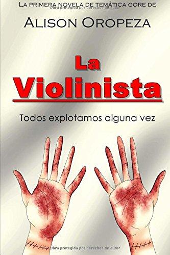 Portada del libro La Violinista