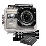 Action Camera 4K Ultra HD Impermeabile