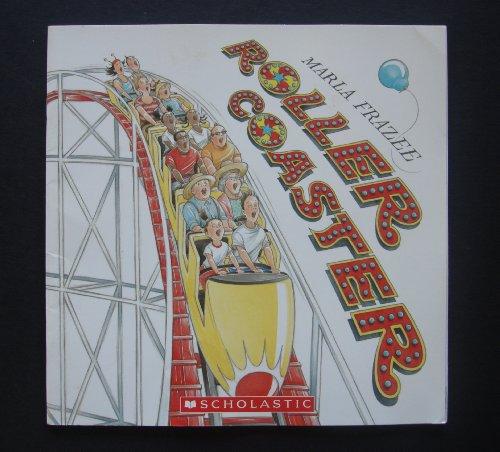 Roller Coaster [Taschenbuch] by Frazee, Maria