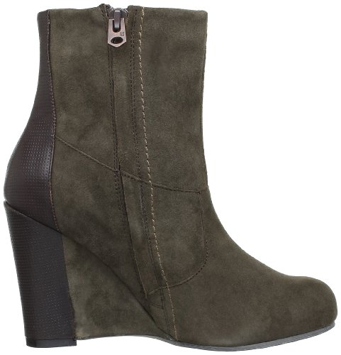 G-Star Footwear Fulton High, Boots femme Marron (Dark Brown)