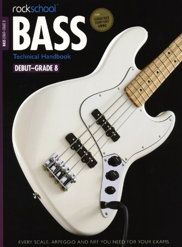Rockschool Bass Technical Handbook