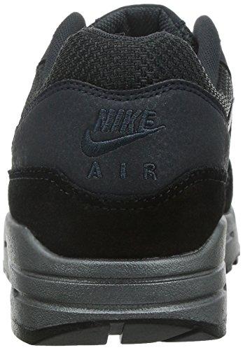 Nike Damen Wmns Air Max 1 Prm Turnschuhe, Gold, Talla Schwarz (Anthrazit / MTLC Hämatit-Schwarz)