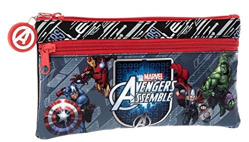 Avengers–Federmäppchen flach The Avengers vergleichen 2015