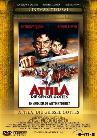 Bild von Attila, die Geißel Gottes (Cinema Colossal)