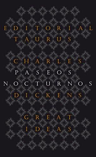 Paseos nocturnos por Charles Dickens