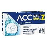 Acc akut 600 Z Hustenlöser Brausetabletten 10 stk