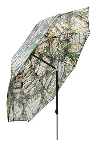 NGT–Unisex Paraguas con función de inclinación, Camuflaje, (11