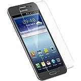 Cabling–Pantalla para Samsung Galaxy Note 2vidrio templado premium anti golpes y Cassia, anti huella digital y Gras, Max (bordes redondeados, Dureza 9H, alta definición 99%, para Samsung Note 2