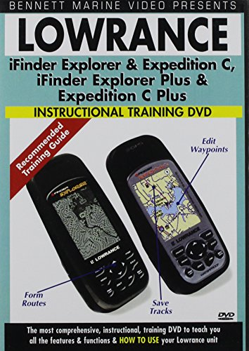 Explorer Marine (BENNETT DVD LOWRANCE EXPLORER C PLUS & EXPEDITION C PLUS)