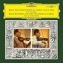 Bach, J.S.: Violin Concertos Nos. 1 & 2, Bwv 1041 & 1042; Concerto for 2 Violins, Strings and Continuo in d Minor, Bwv 1043