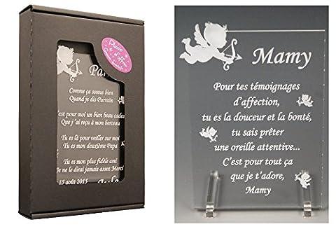 1 Poème Mamy – Ange Td (Cadeau pour la fête